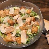 Cæsarsalat med kylling