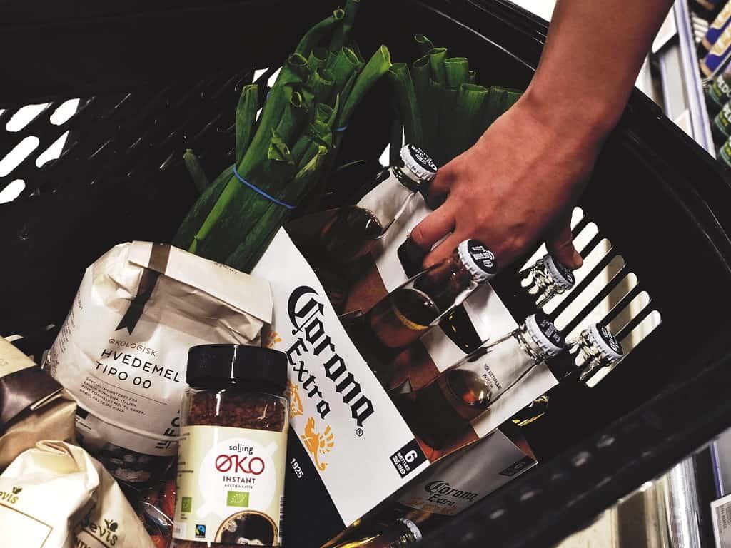 Corona øl