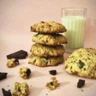 Havregrynscookies aka cowboy-cookies