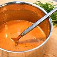 kryddersauce med estragon