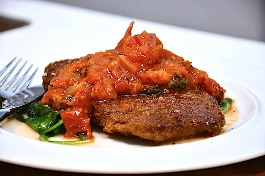 steak milanese