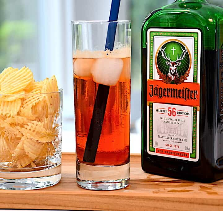 brandbil drink