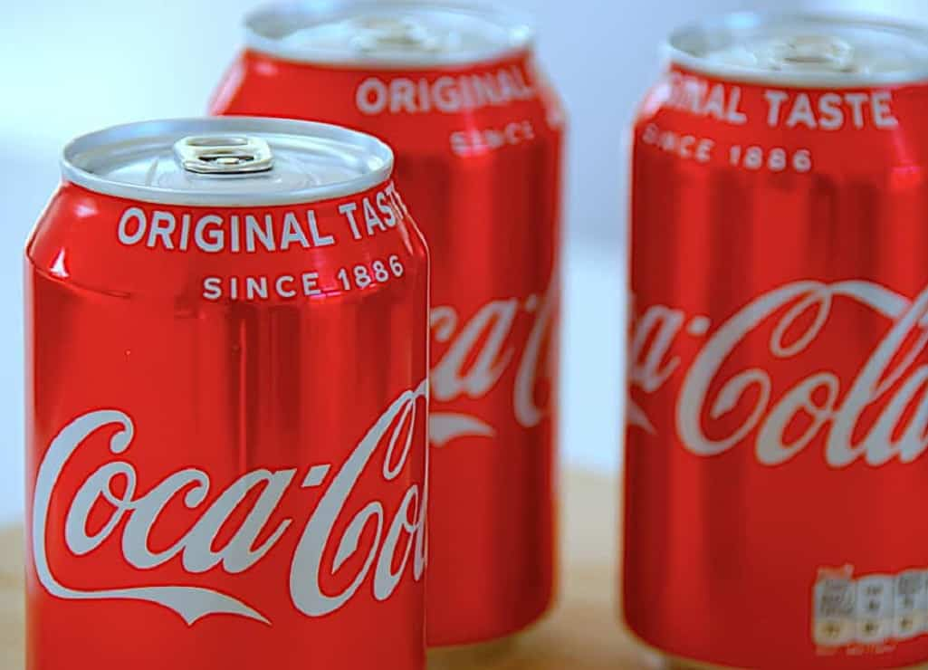 Cola sodavand