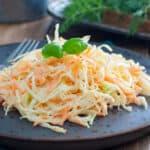 hjemmelavet coleslaw