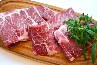 Iberico Presa spansk svinekød