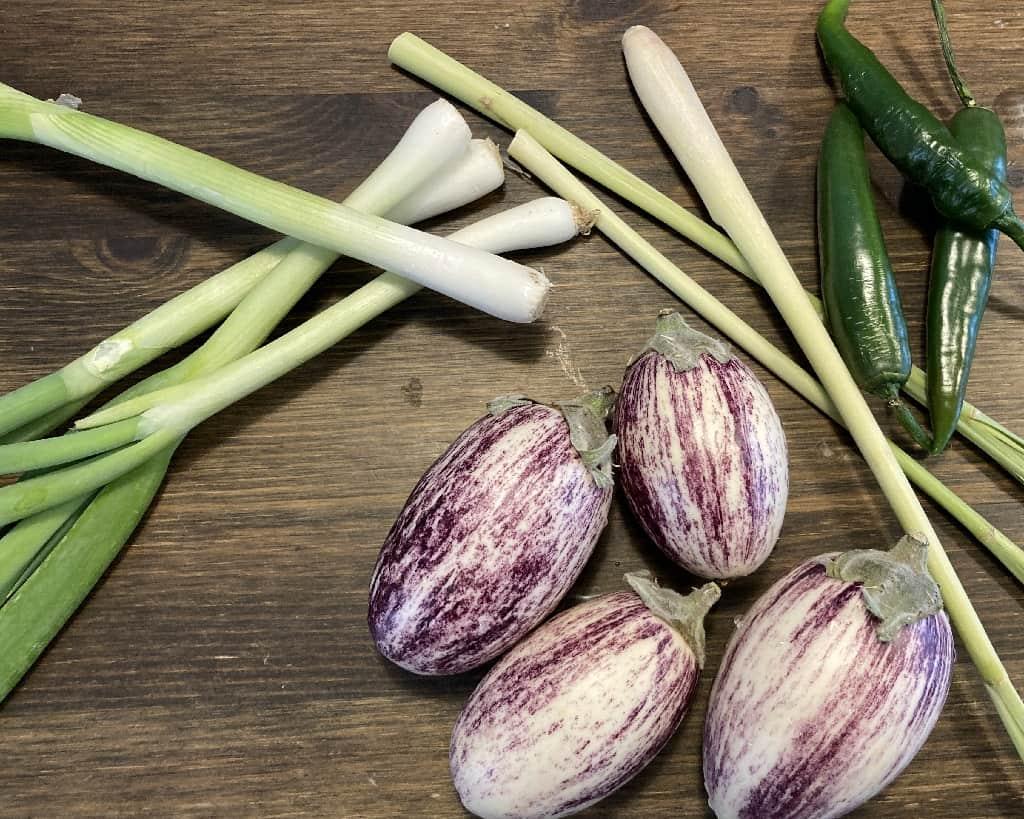 Thai grøntsager