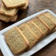 Hjemmelavet shortbread