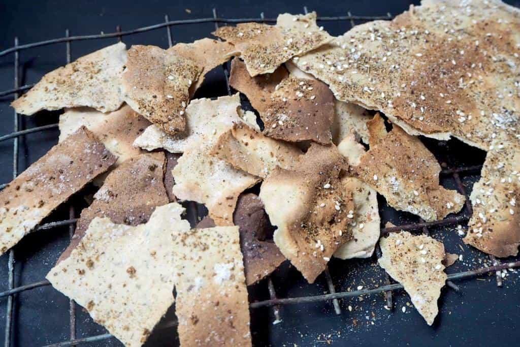 Crackers med surdej