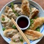 Japanske dumplings