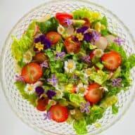 Sommerens salat