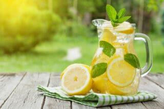 drikke opskrifter kande med lemonade