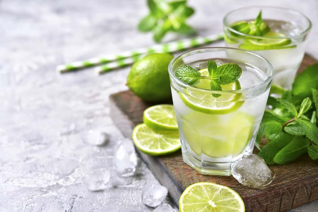 drinks opskrifter med eller uden alkohol
