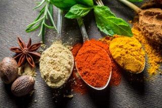 krydderier oversigt madens verden