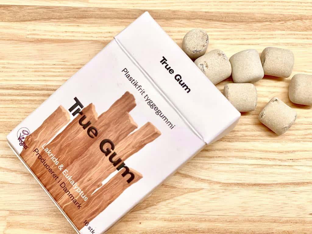 Foto af True Gum - er der kalorier i tyggegummi?