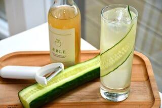 English Garden Cocktail drink