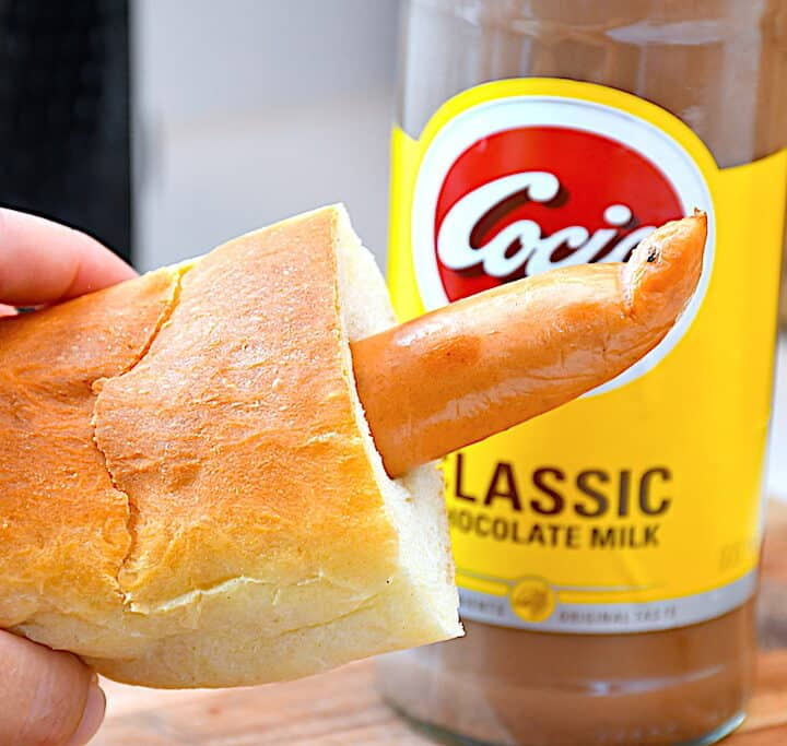 fransk hotdog brød opskrift