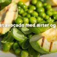 Grillet avocado