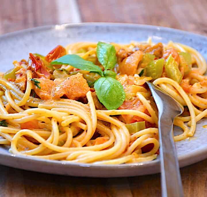 pastaret uden kød