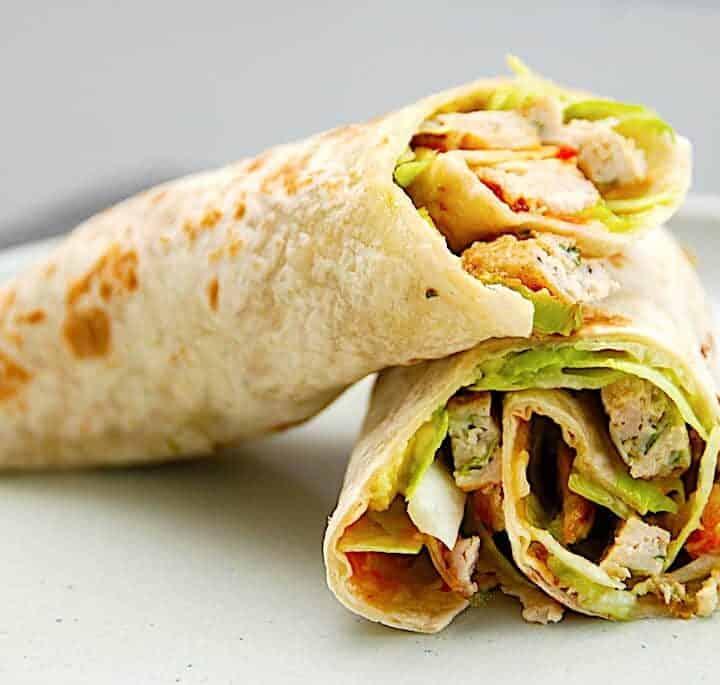 Tortilla til madpakker