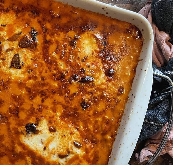 Koteletter med ost