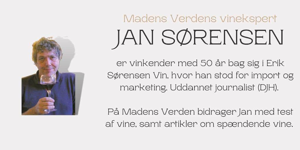 vinkender Jan Sørensen Madens Verden
