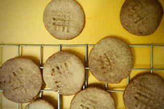 Biscoff småkager