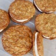 Cookies med chai-krydderi