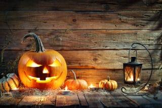 Halloween - opskrifter, oprindelse og traditioner