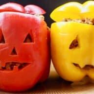 Halloween-peberfrugter