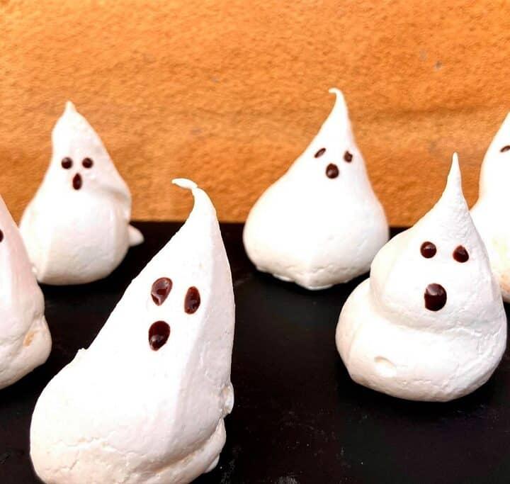 Marengsspøgelser til Halloween