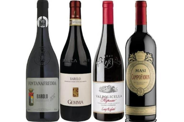 vintest af italienske vine